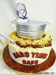 Corporate 16 Hard Times Cafe Corporate Anniversary Celebration Cake