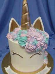 Animals 35 Trixie the Unicorn Birthday Cake