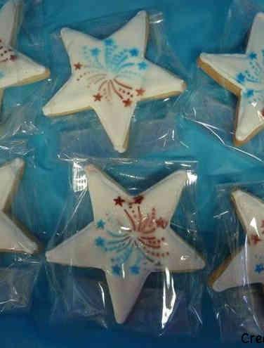 Cookies 34 Patriotic Celebration Cookies