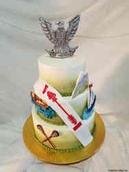 Other 20 Eagle Scout Celebration Cake