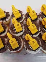 Kids 39 Tiny Diggers Cupcakes