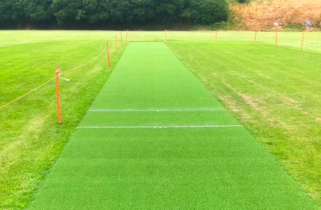 Ilfracombe Cricket Club has a new £10,000 addition