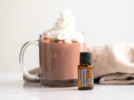 Hot Cocoa with a Twist!