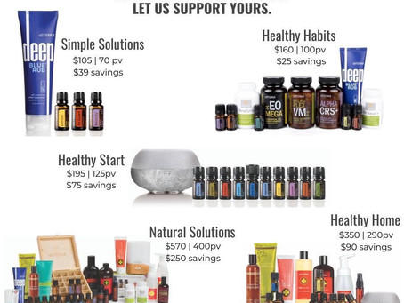 FREE oils!!