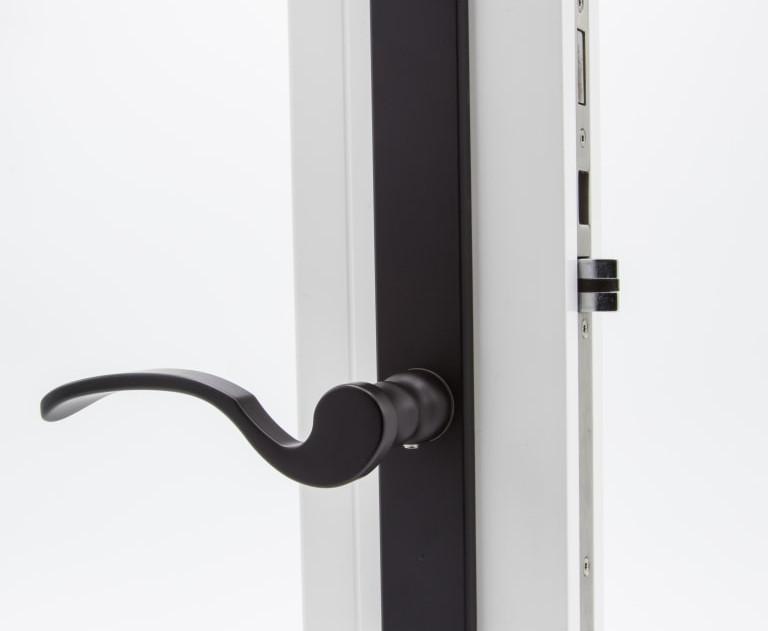 3750-White-Sash-Swing-Door-with-Black-Fl