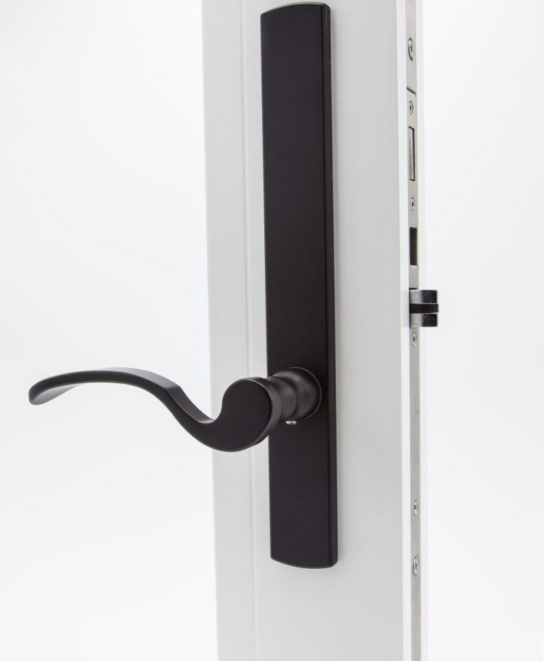 3750-White-Sash-Swing-Door-with-Black-Fl
