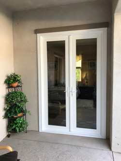 High French Doors