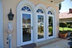 Custom French Doors & Sidelite