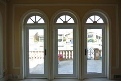 French Doors & Fixed Sidelite