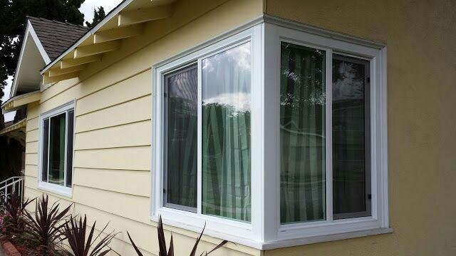 Sliding Corner Windows
