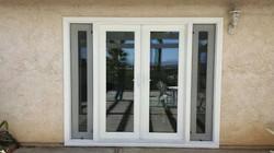 Double French Doors w/ Operable Pane