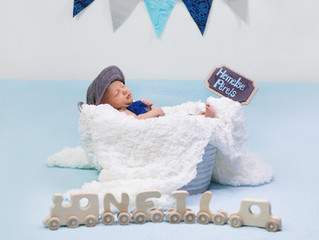 Neil Botha | St. Paul, Alberta Newborn Photography