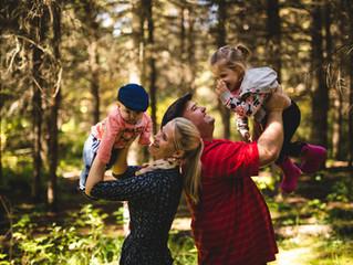 The Bothas | Edmonton, Alberta Lifestyle Photography