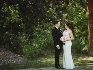 Marc & Renee | St. Albert, Alberta Wedding