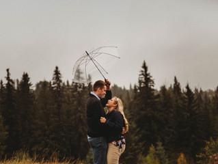 Ben & Bridget   Edmonton, Alberta Engagement Session