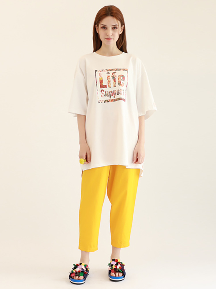 Life Support T-shirt / White