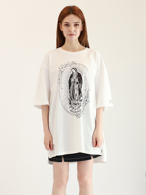 [Monteeth] Virgen De Guadalupe T-shirt