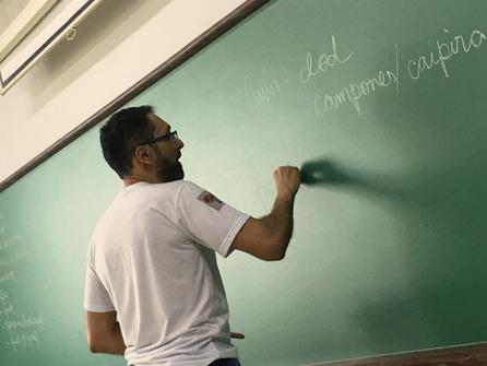 Curso investe em profissionais da Educação Social