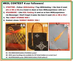 #KOLexperience contest 2/2014