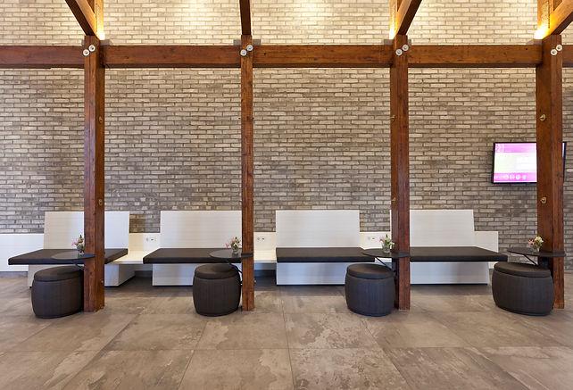 raumbauten - Kaifu Lodge - Hamburg - Sibylle von Heyden