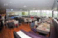 raumbauten - Platin Lounge - Hamburg - Tim Mälzer - HSV
