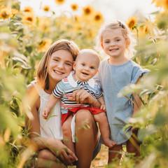 2020 Sunflower Mini Sessions
