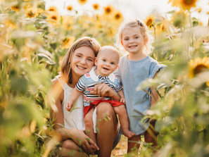 2020 Sunflower Mini Sessions