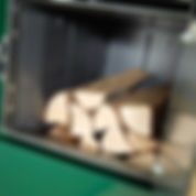 Chambre chaudière à bois KWB NYONS