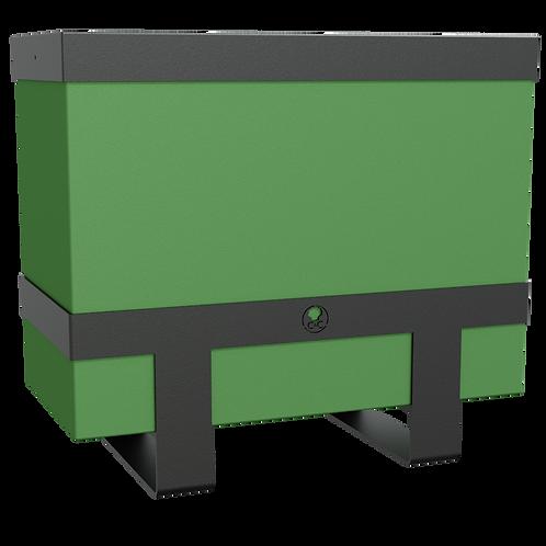 Jardinière Bocage - Vert sauge