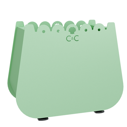 Jardinière Kelly - Vert pastel
