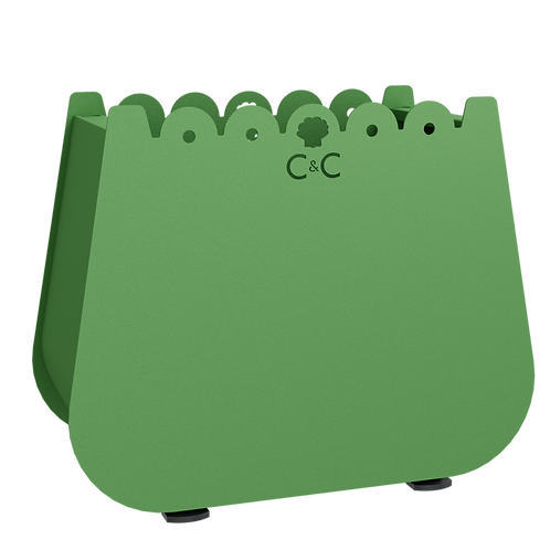 Jardinière Kelly - Vert sauge