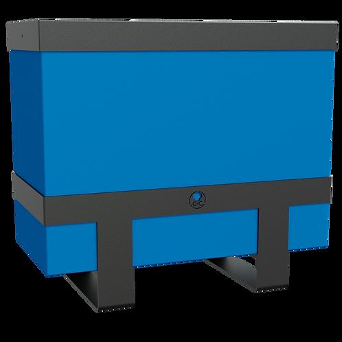 Jardinière Bocage - Bleu Roi