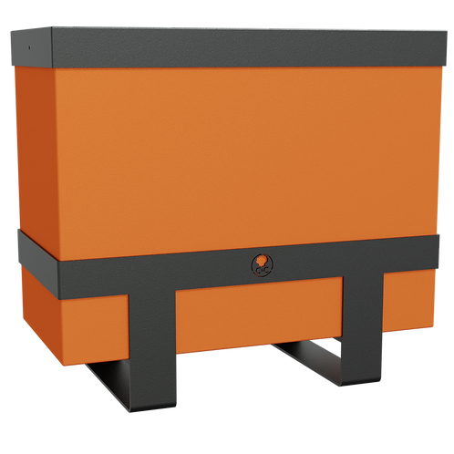 Jardinière Bocage - Orange