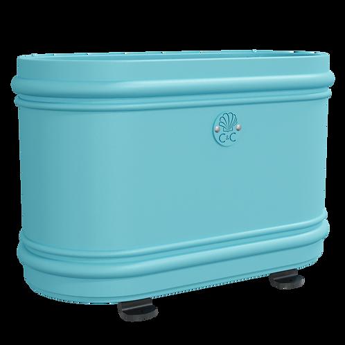 Jardinière Saint-Martin - Bleu pastel
