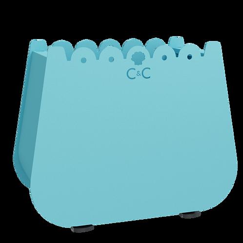 Jardinière - Bleu Pastel