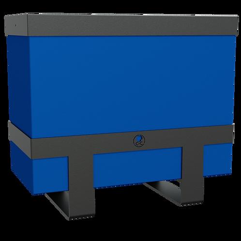 Jardinière Bocage - Bleu marine