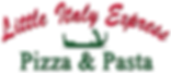 Little Italy Express Pizza & Pasta Restaurant Abilene,Texas