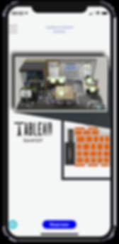 TableAir mobiele app