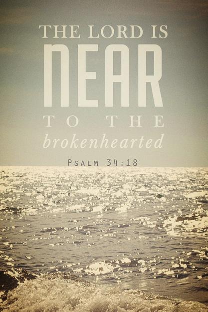 Near the Brokenhearted - Jacob Daniel