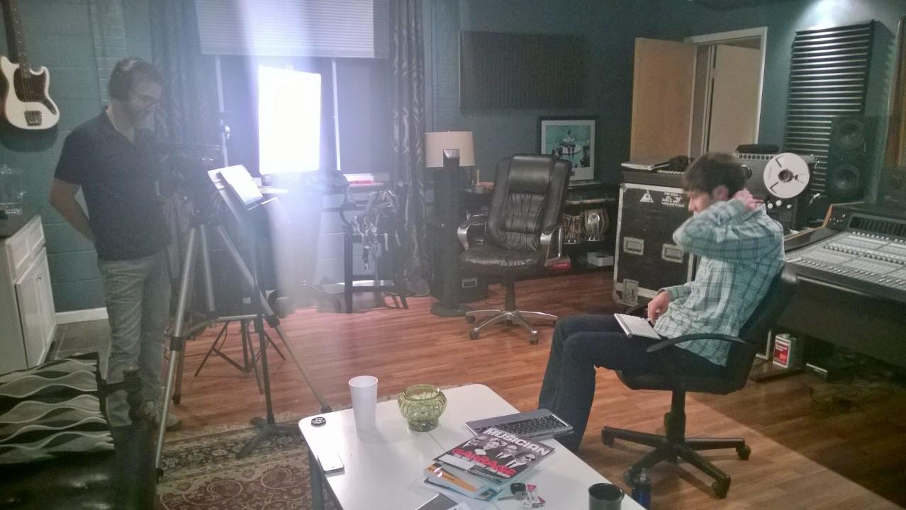 EPK video recording