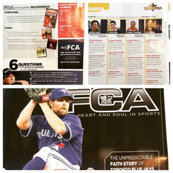 FCA Magazine bio