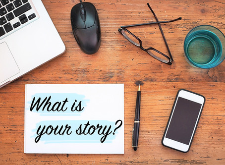 What's your Amazing story?