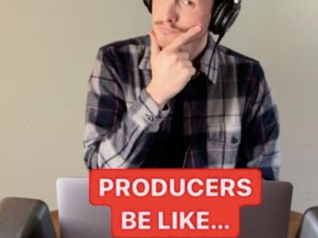 Social Media Advice for Producers