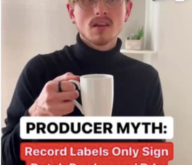 Producer Myth: Labels Only Sign Dutch Producers