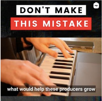 Producer Mistakes to Avoid