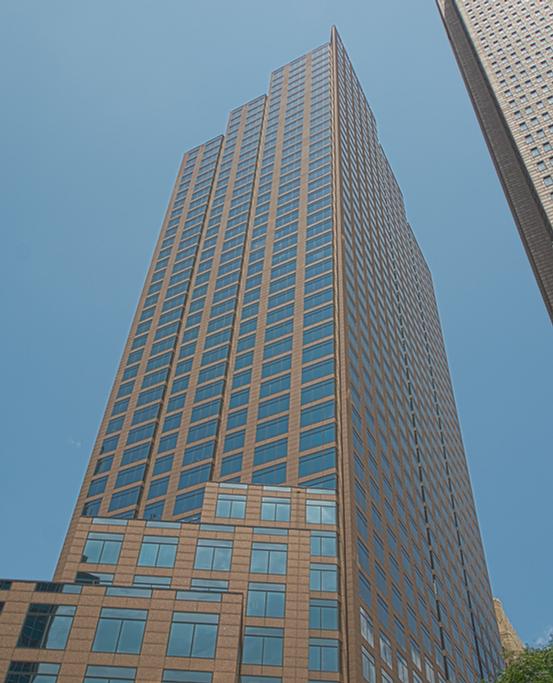 1700 Pacific Building Dallas Texas