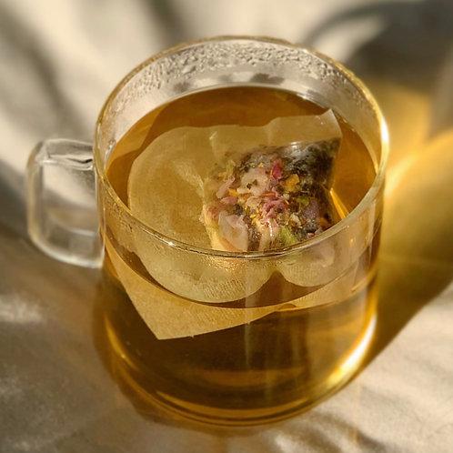 Flower Power Tea