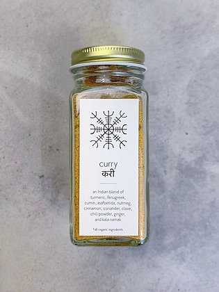 Curry Spice Blend