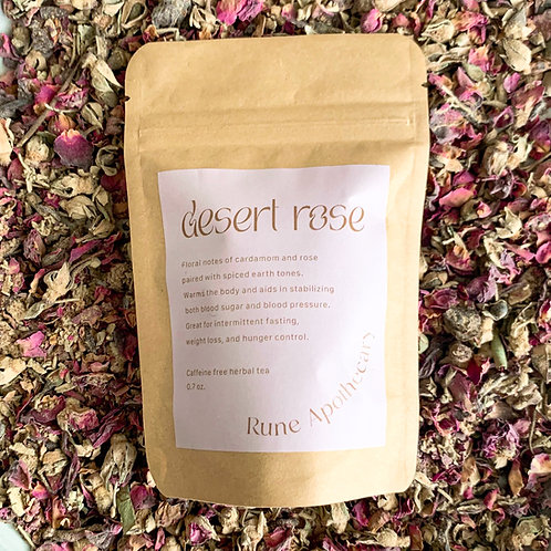 Desert Rose Tea