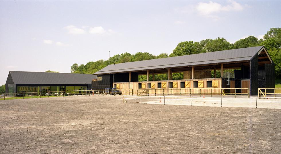 Centre Equestre, Le Val Joly